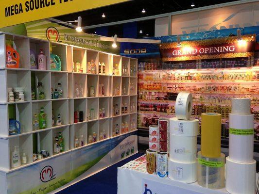 2013 Packprint international in Thailand